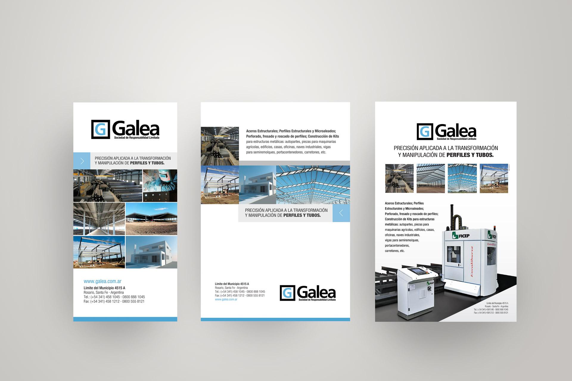 Galea (Avisos)
