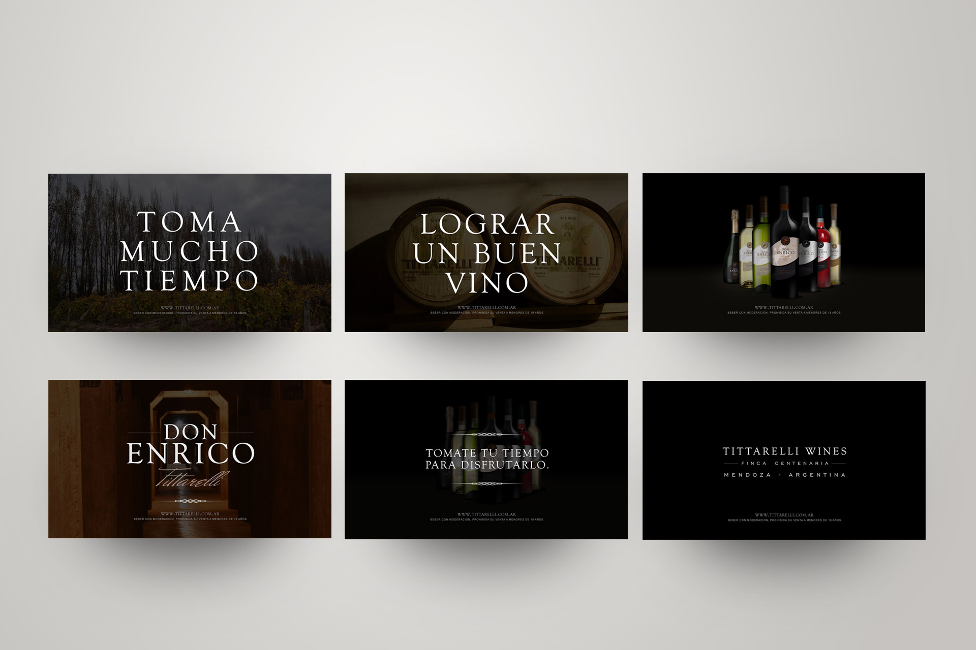 Tittarelli Wines (Video)