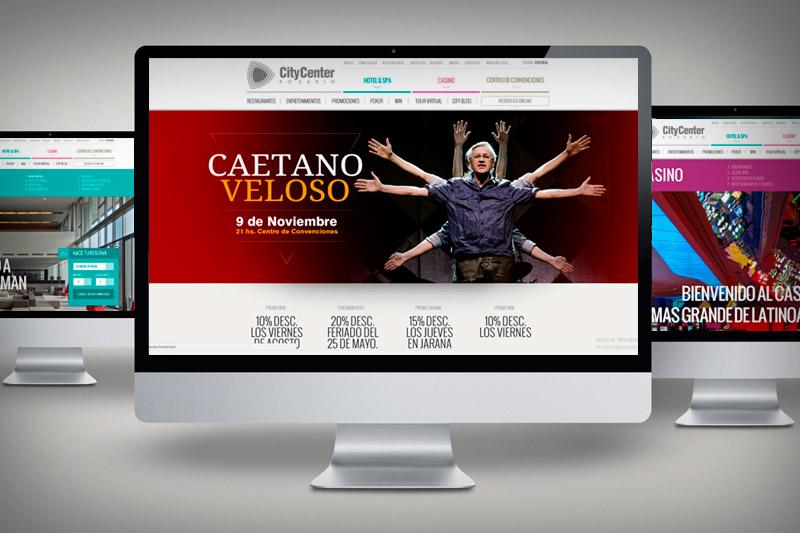 CityCenter Rosario (Sitio web)